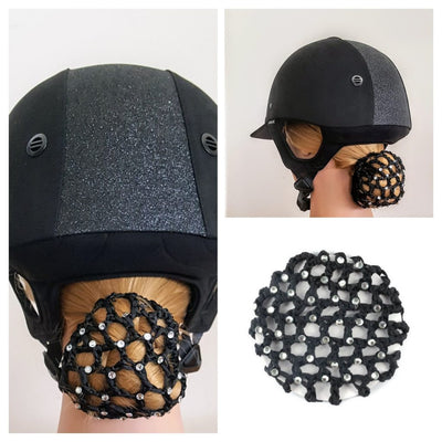 Hair Net Anka Diamante
