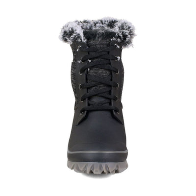 Bogs Arkata Knit Fur Lined Handle Ladies Winter Boots