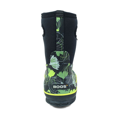 Bogs Classic Mid Handle Top Ladies Gumboots TULIP
