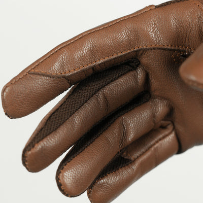 Horze Leather Mesh Ladies Gloves