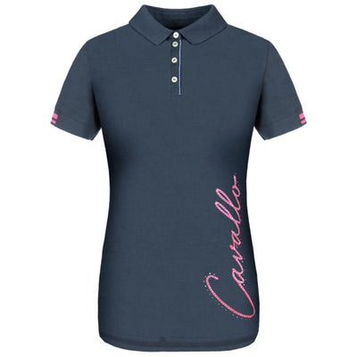 Cavallo Pearl Ladies Embroidered Polo Shirt