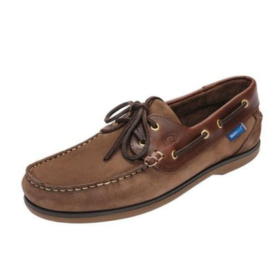 CW Clipper Leather Boat Shoes
