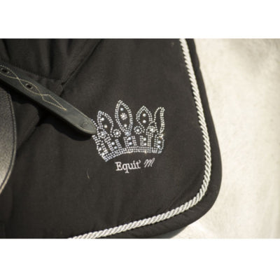 JUMP/AP Saddle Pad Equit M Crystal Crown PONY