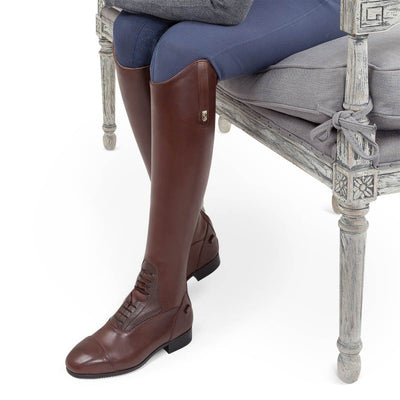 Tredstep Donatello SQ Field Leather Tall Boots