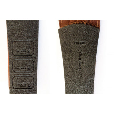 Freejump Progrip Stirrup Leathers