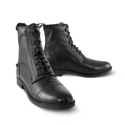 Tredstep Giotto II Front Zip Leather Ankle Boots