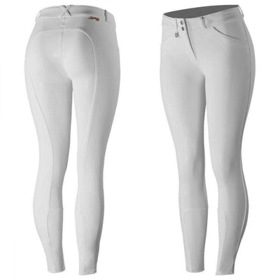 Horze Grand Prix Silicone Full Seat Breeches