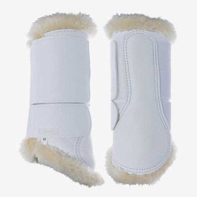 Horze Signature Brushing Boots with Fleece