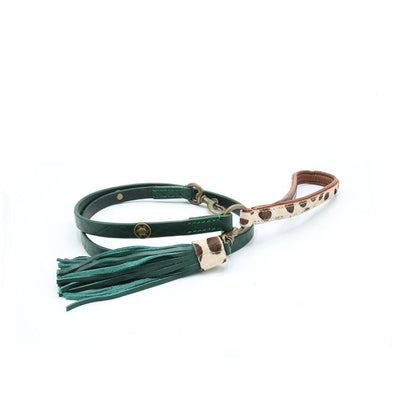Dog with a Mission Ivy Lead With Tassel