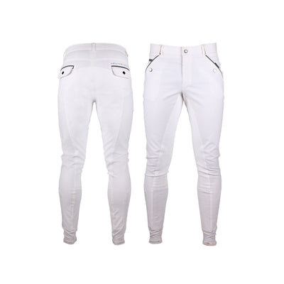 QHP Jack Full Seat Mens Breeches