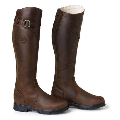 Mountain Horse Spring River Waterproof Equestrian Country Boots WIDE