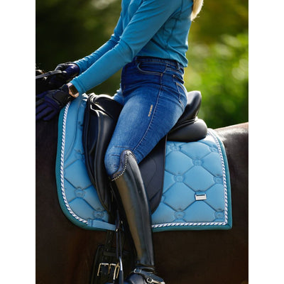 PS Of Sweden Dressage Saddle Pad Sea Ruffle