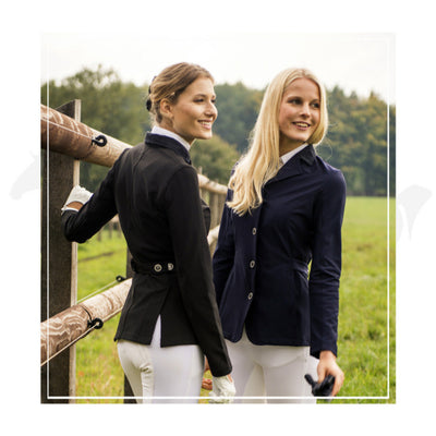 Horze Shirley Competition Jacket with Zip