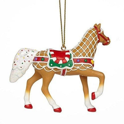 Trail of Painted Ponies Christmas Ornament Sweet Treat Roundup
