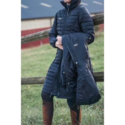 Uhip Wool Hybrid Lightweight Coat