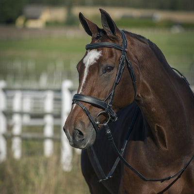 Horze Venice Snaffle Bridle with Reins