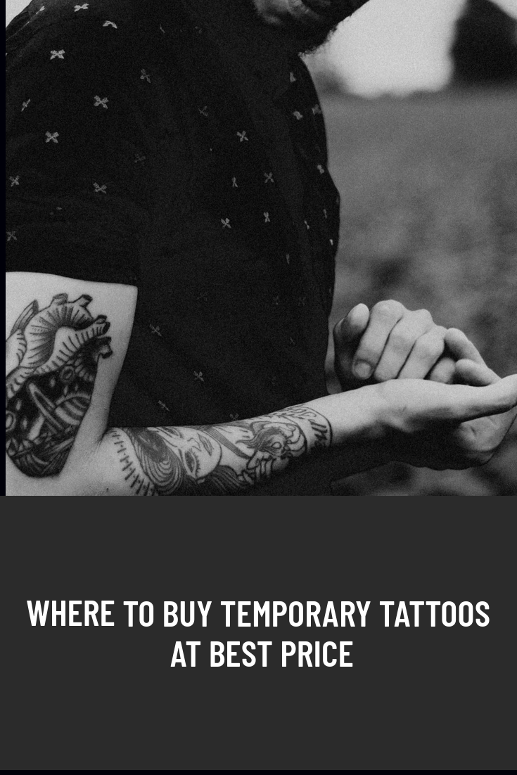 Where To Buy Temporary Tattoos At Best Price