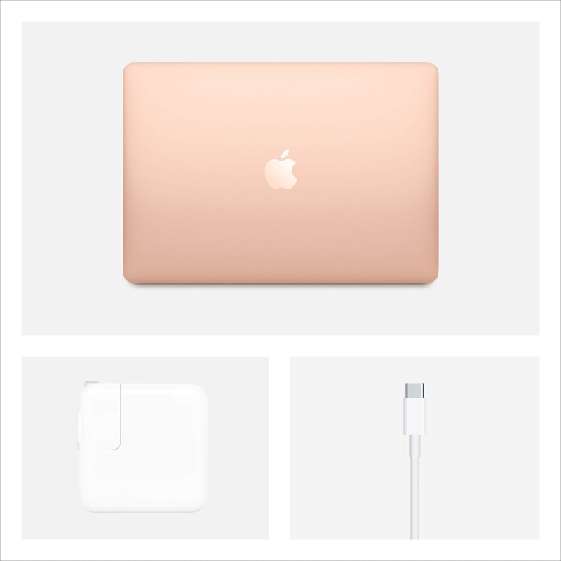 Apple Macbook Air Gold - dilutee.com