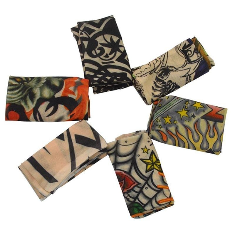 Arm Warmer Tattoo Sleeves - dilutee.com