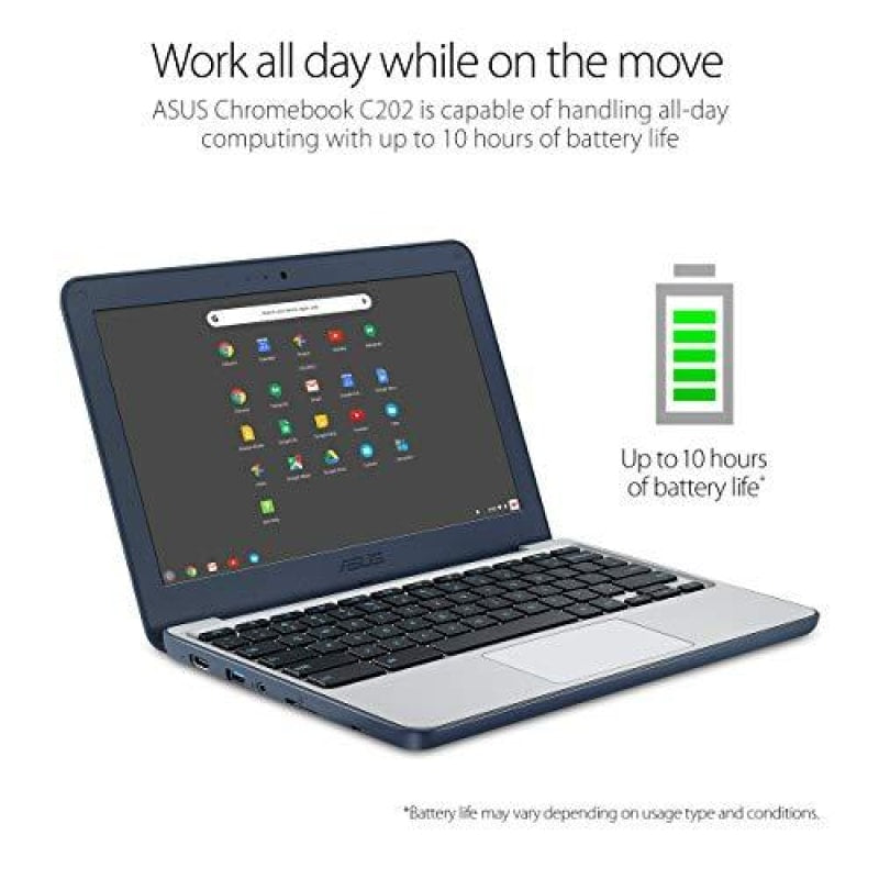 Asus Chromebook Laptop 11.6 inch - dilutee.com