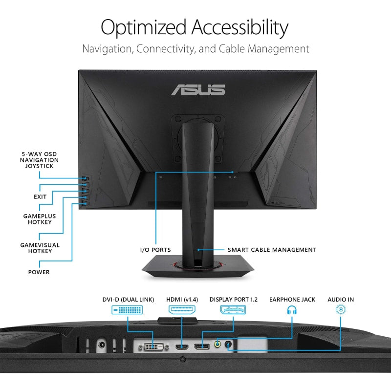 Asus Monitor 27 Inch - dilutee.com