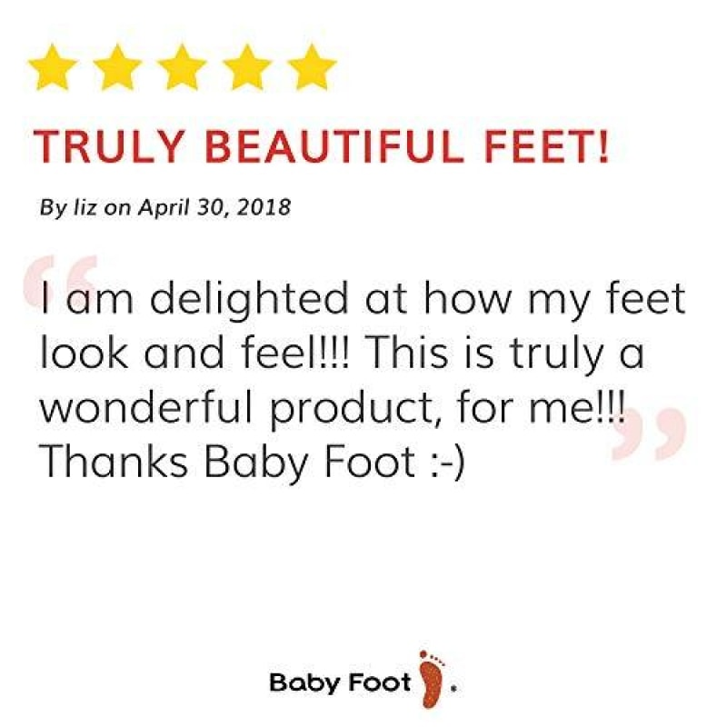 Baby Foot Exfoliant Foot Peel - dilutee.com