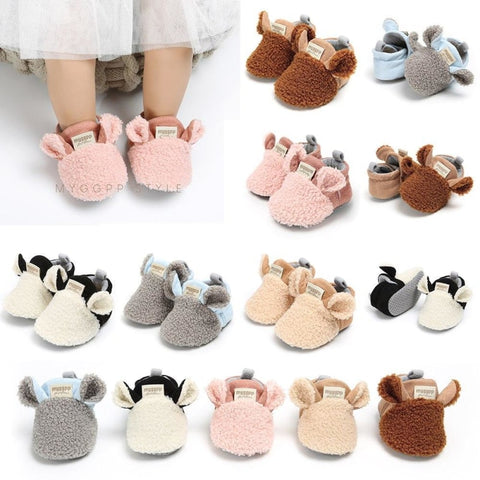 baby animal ear shoes dilutee
