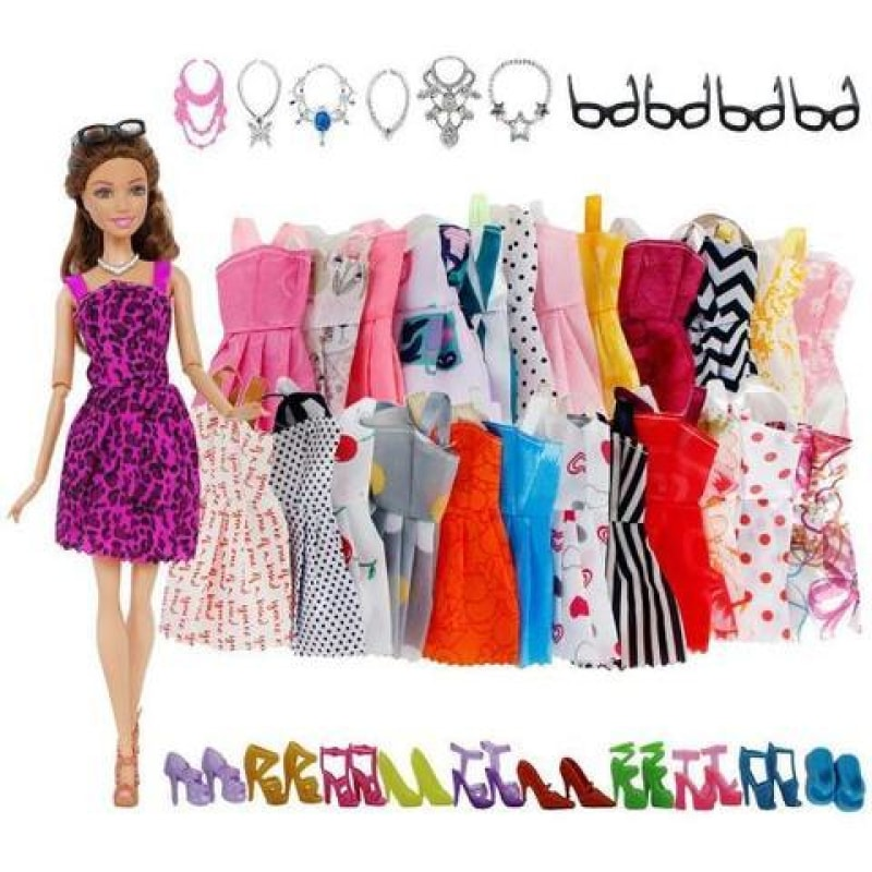 Barbie Clothing And Accessories