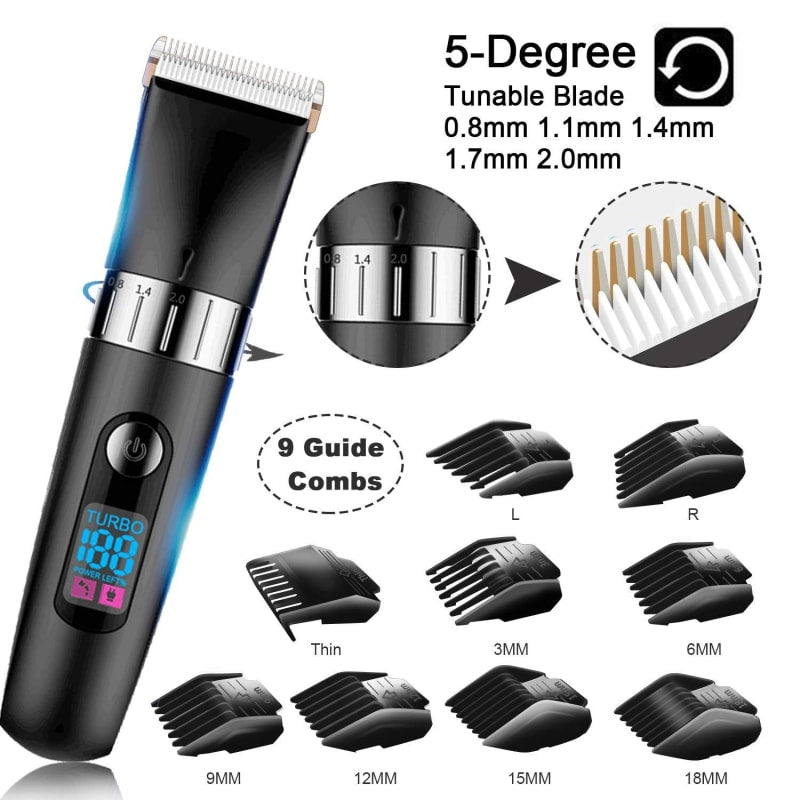 Beard Trimmer for Men - dilutee.com