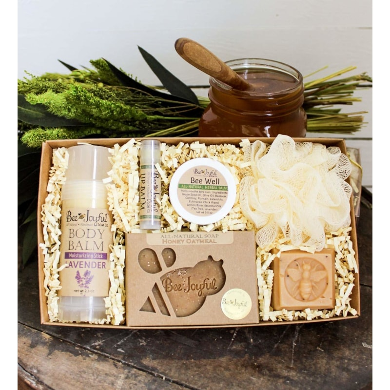 Bee Joyful Variety Gift Box
