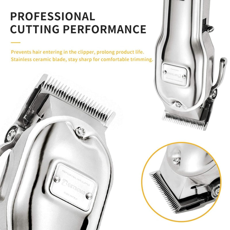 Best Cordless Hair Clippers - dilutee.com