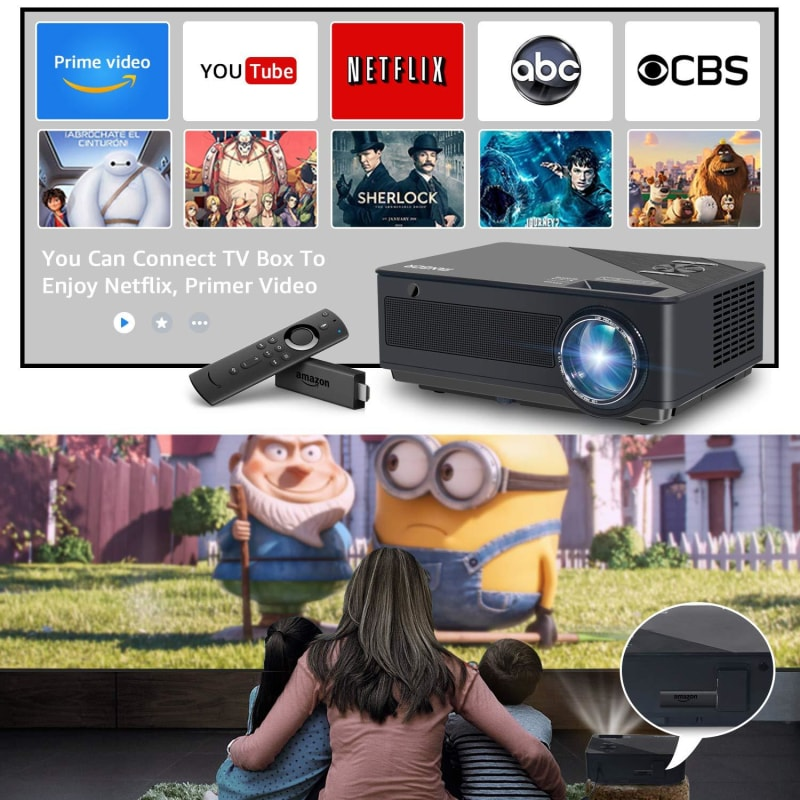 Best in Home Theater Projector - dilutee.com