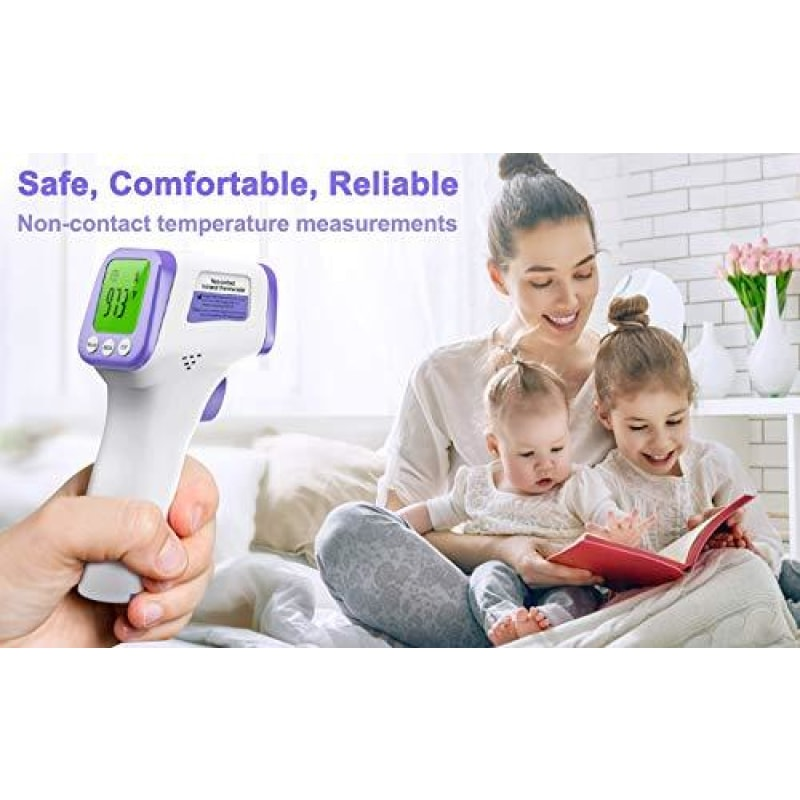 Best Non Contact Thermometer - dilutee.com