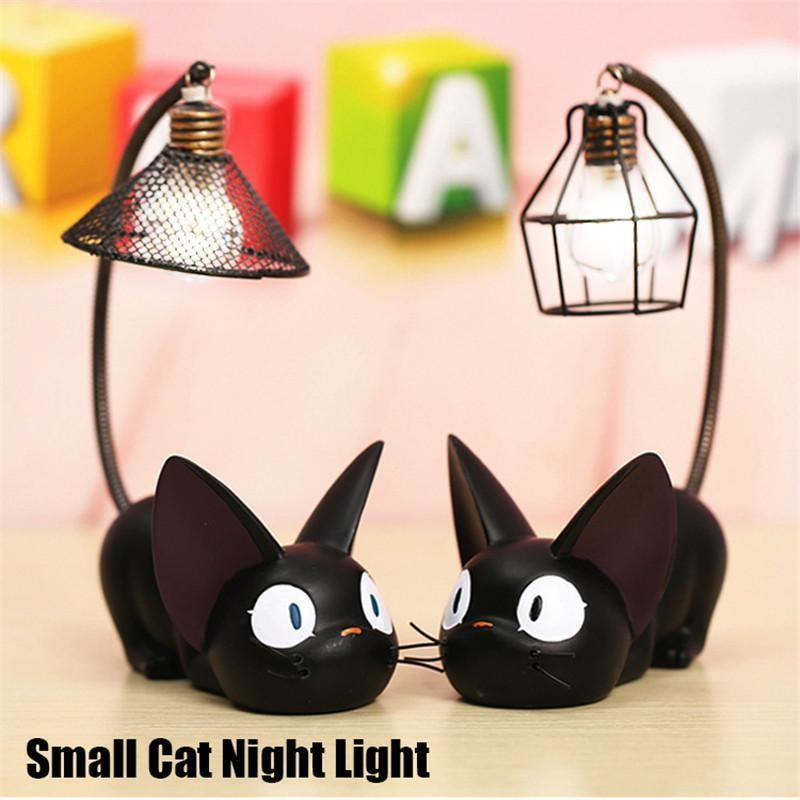 Black Cat Lamp - Dilutee.com