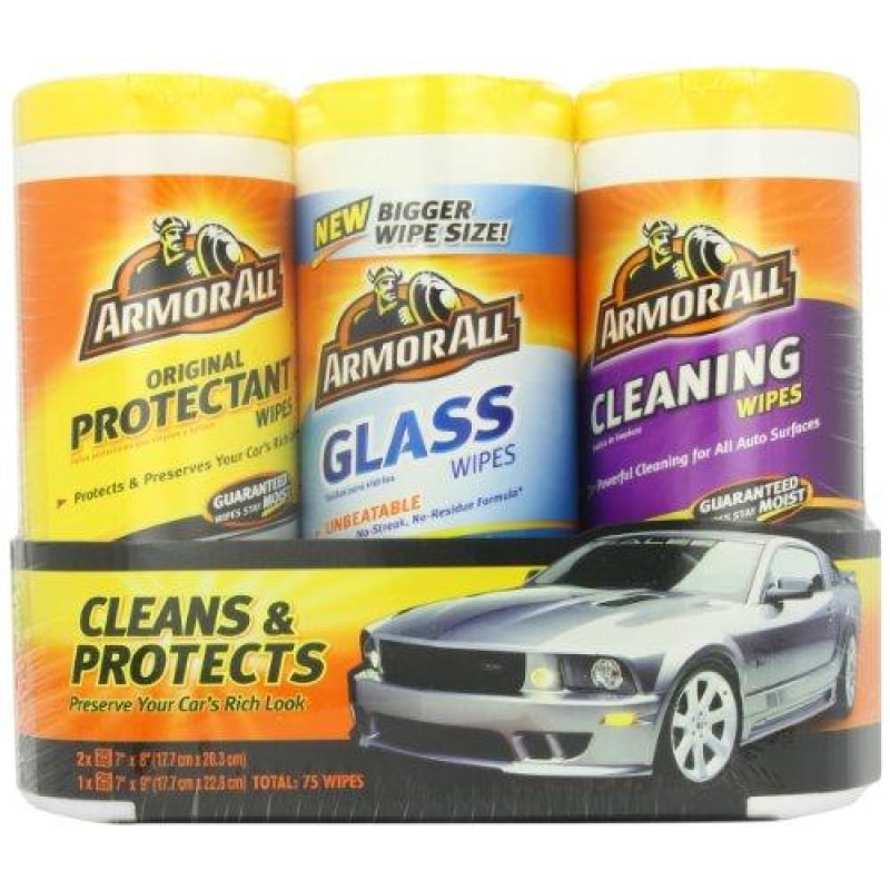 Car Interior Cleaner Wipes - dilutee.com
