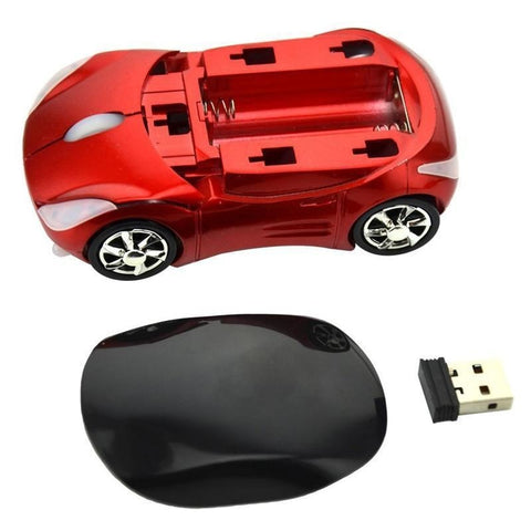 Car Mouse - dilutee.com