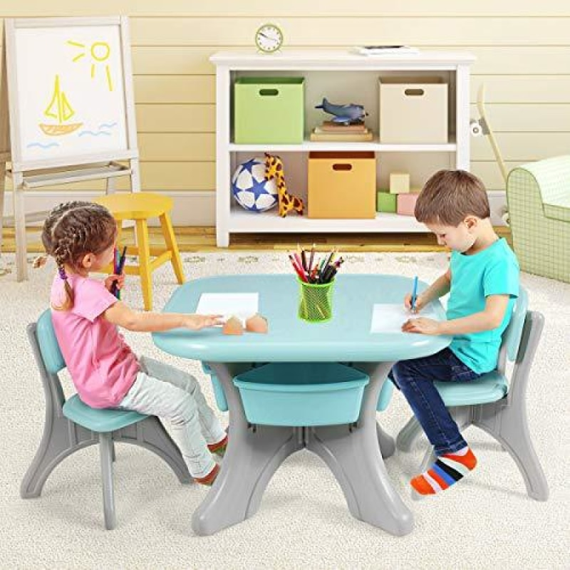 Children Activity Table - dilutee.com