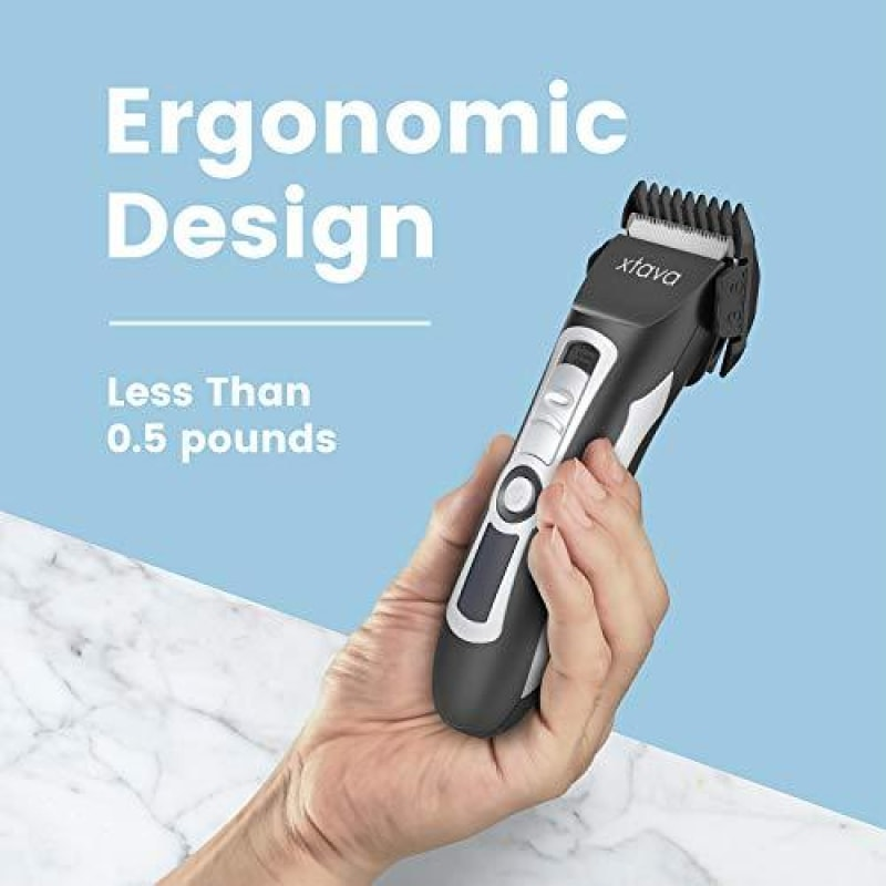Cordless Hair Clipper and Beard Trimmer - dilutee.com