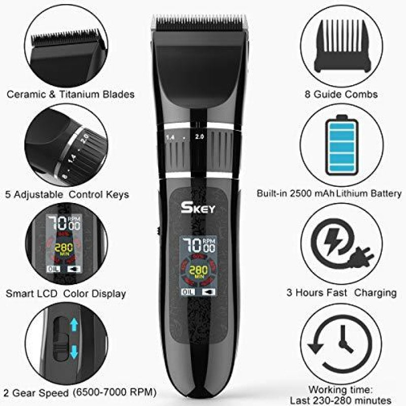 Cordless Haircut clippers - dilutee.com
