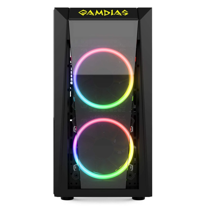 Custom Gaming PC Build - dilutee.com
