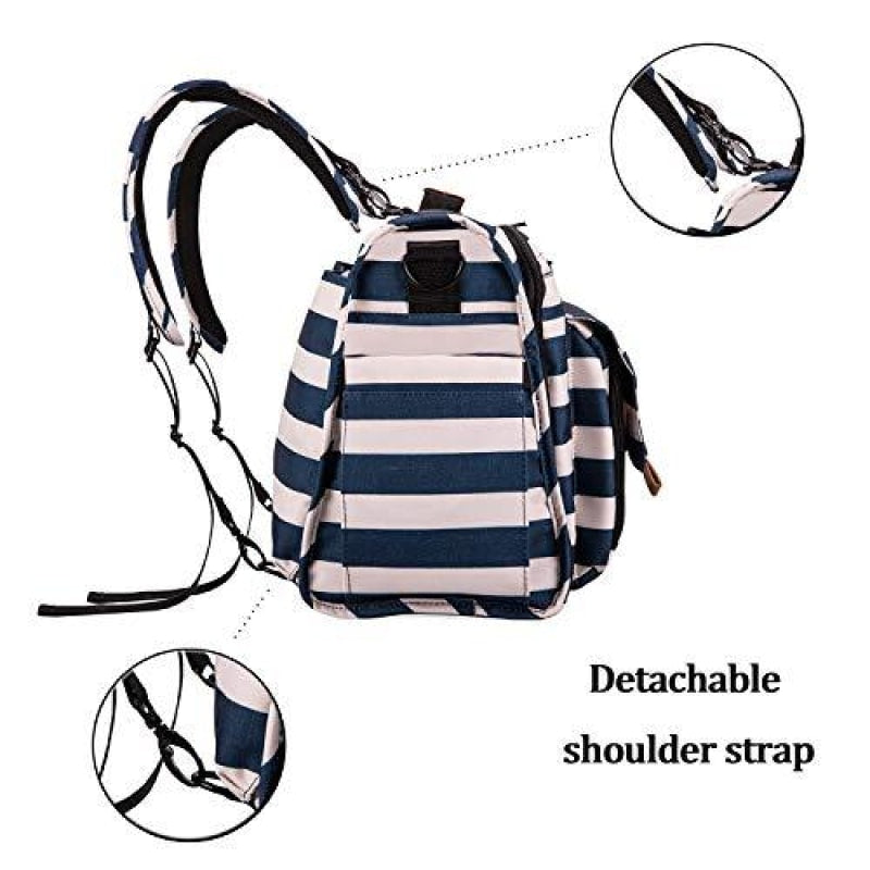 Diaper bag backpack Large - dilutee.com