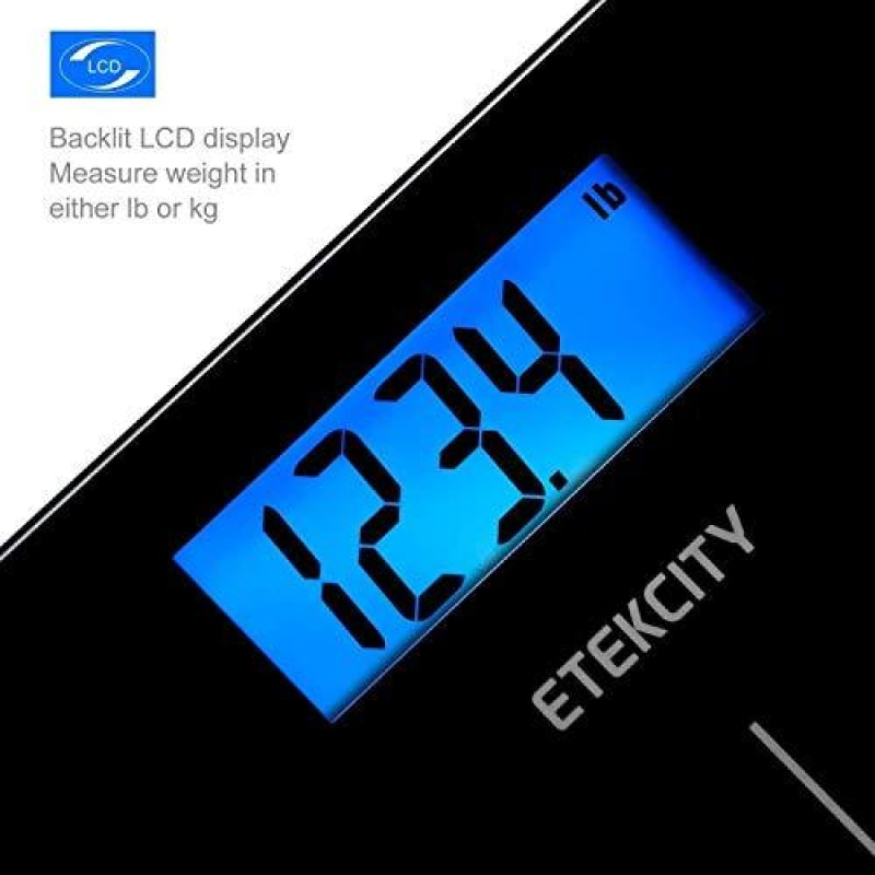 Digital Body Weight Scale - dilutee.com