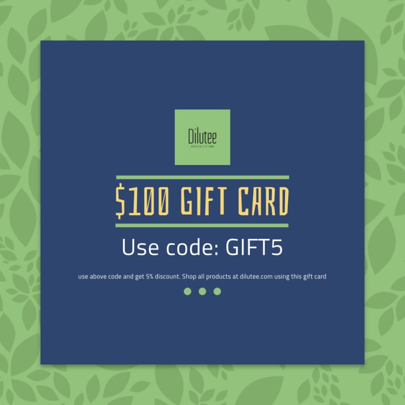 Dilutee Gift Card - dilutee.com