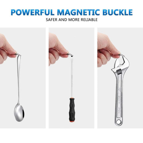 Elastic No Tie Shoelaces With Magnetic Buckle_dilutee.com