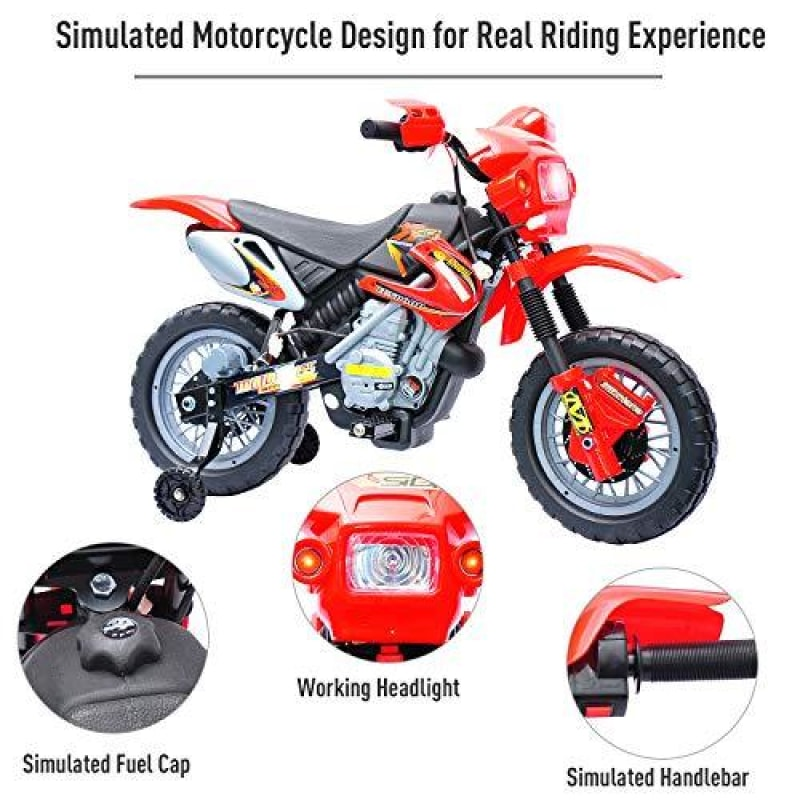 Electric Dirt Bike For Kids - dilutee.com