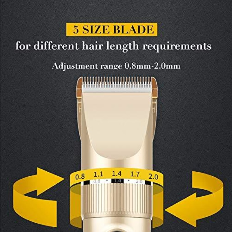 Electric Hair Clippers for Men - dilutee.com