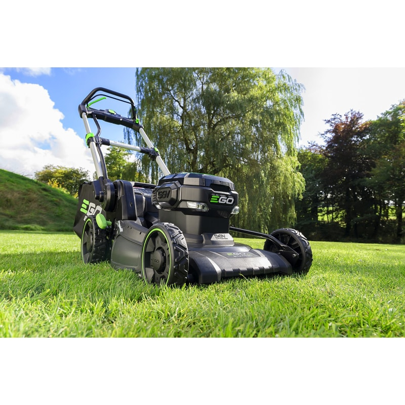 Electric Lawn Mower Self Propelled - dilutee.com