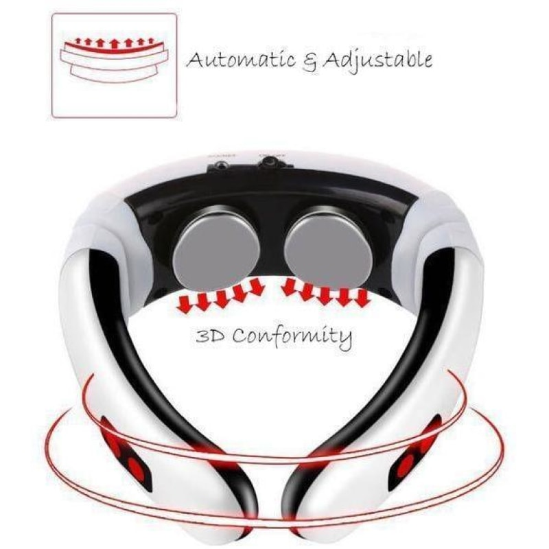 Electric Neck Massager - Dilutee.com