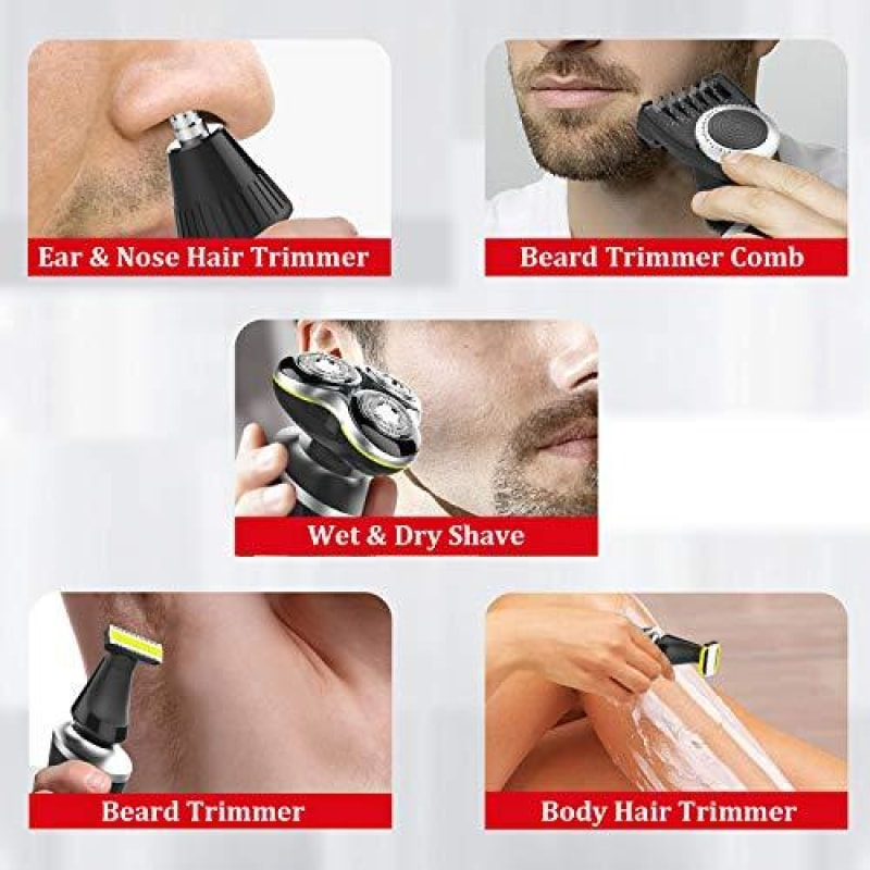 Electric Razor for Men - dilutee.com