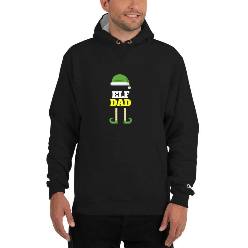Elf Dad Hoodie - Hope You Find Your Dad!